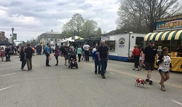 Sweet Stuff: Sampling the Vermont Maple Festival in Saint Albans