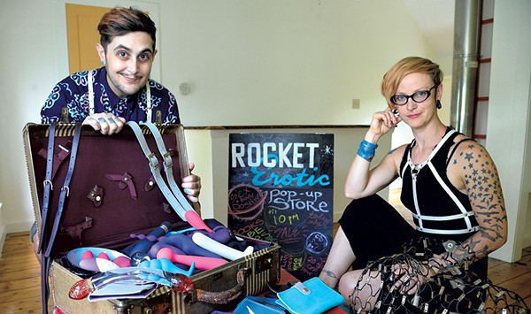 Rocket Erotic Offers Positive Sex Ed With Its Toys