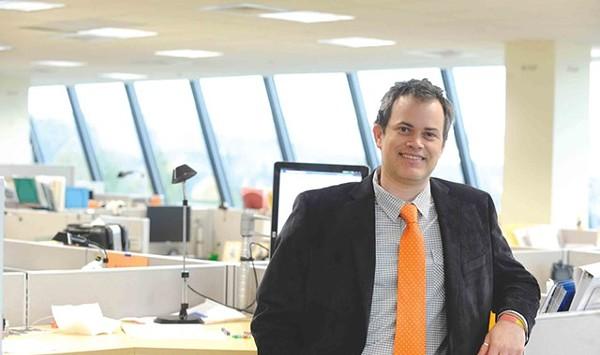 Generator Director Lars Hasselblad Torres Departs