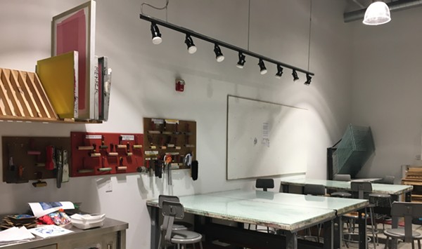 New Burlington City Arts Studios Open in the South End