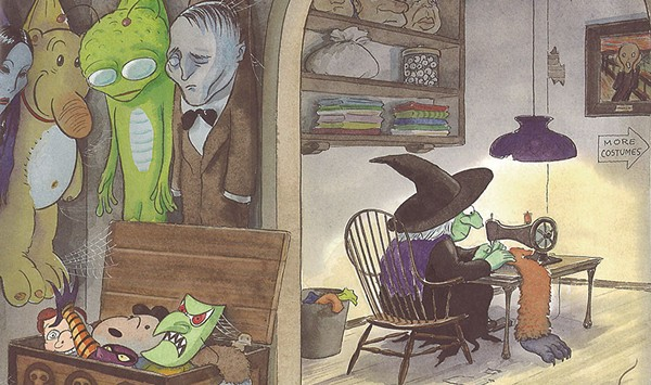 At Sheldon Museum, a Picture Book Exhibit for All Ages