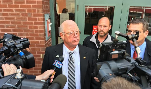 McAllister Gets Probation, Not Prison, for Prostitution-Related Charge
