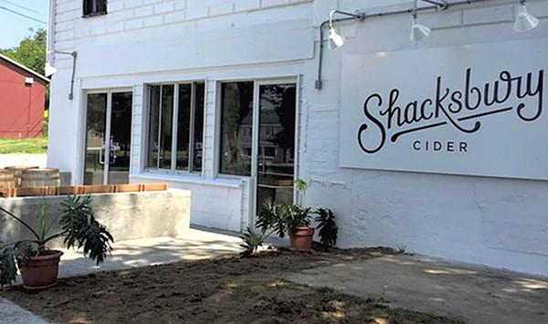 Shacksbury Cider Opens Tasting Room, Collaborates With Momofuku