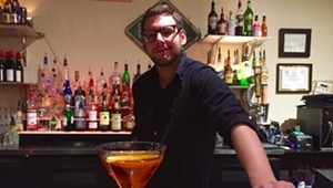 Drink Up: A Smoky Cocktail at Burlington's Drink