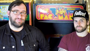 Conversation With a Pac-Man Competitor