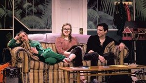 Theater Review: 'Tigers Be Still,' Vermont Stage