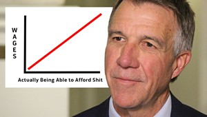 The Parmelee Post: Gov. Scott: Higher Wages a Slippery Slope to Being Able to Afford to Live in Vermont