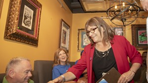 Walters: Hallquist Exits Primary in the Red, Scott Kickstarts Fundraising