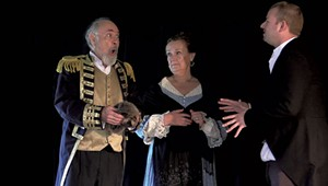 Play 'Smoke and Mirrors' Harks Back to a Fraught Campaign, in 1840