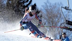 World Cup Skier Resi Stiegler on Comebacks, Control and Chocolate