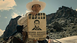 Movie Review: The Coen Brothers' 'The Ballad of Buster Scruggs' Is Six Great Westerns in One