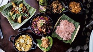 Sampling Sri Lanka at Montréal's Nama Restaurant