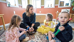 Daycare Pinch in Franklin County Adds to Statewide Crisis