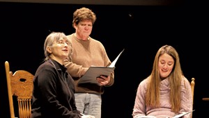 Vermont Pride Theater Presents Reading of 'The Laramie Project'