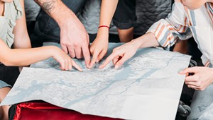 The Parmelee Post: Vermont Offers $5K to Anyone Who Can Find the State on a Map