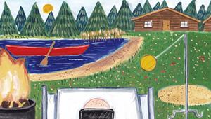 UVM Children's Hospital Brings Camp to Sick Kids—Virtually