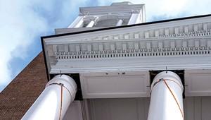 Historic Blunder? State Halts Repairs to UVM's Ira Allen Chapel