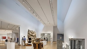 After Two-Year Renovation, the Hood Museum Reopens Its Doors