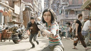 Movie Review: There's Nothing New Under the Dystopian Steampunk Sun in 'Alita: Battle Angel'