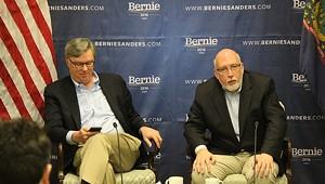 Campaign Shakeup Leaves Same Strategist in Charge: Bernie Sanders