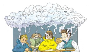 Up in Smoke: Students Grade Lawmakers' Anti-Vaping Efforts