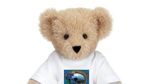 The USS Vermont Submarine Gets the Teddy Bear Treatment