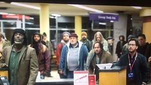 Movie Review: Emilio Estevez Takes on the Plight of the Homeless in 'The Public'