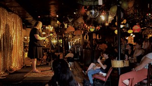 Lit Club Open Mic Brings Poetry to Monday Nights