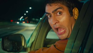 Kumail Nanjiani Is Wasted in the Stultifying 'Stuber'