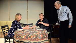 Theater Review: 'The Father,' Unadilla Theatre