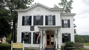 Historic Dustup: Standoff Shutters Orwell's Museum