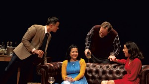 Theater Review: 'Who's Afraid of Virginia Woolf?,' Weston Playhouse