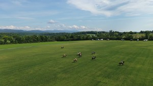 Stuck in Vermont: Sugarbush Polo Club