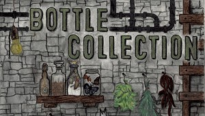 Jenna Rice, 'Bottle Collection'