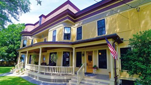 A Victorian-Age Beauty Nurtures Comfort and Connections at Barre's Reynolds House Inn