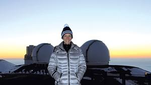Middlebury College Astrophysicist Eilat Glikman Sparks Curiosity With Quasars