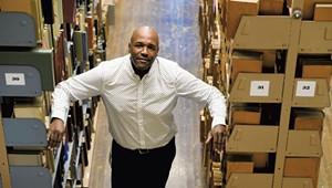 Work: State Librarian Jason Broughton Balances the Books