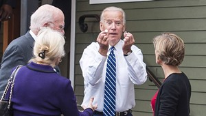 Biden to Campaign in Bernie Country