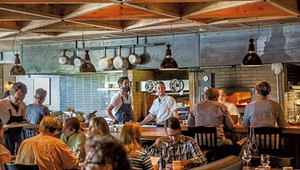 BTV's Hen of the Wood to Reopen