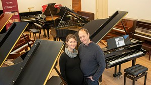 New Steinway Showroom Opens in North Ferrisburgh