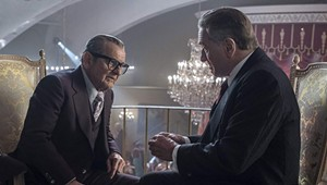 Martin Scorsese's Crime Epic 'The Irishman' Builds to a Devastating Finale