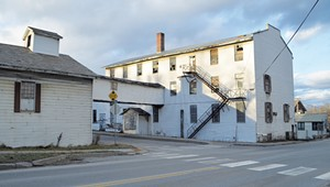 Why Have Two Historic Vergennes Buildings Sat Empty for Decades?