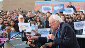 Sanders: Iowa Caucuses Are 'the Beginning of the End for Donald Trump'