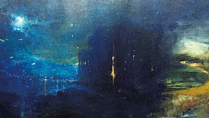 Art Review: Nitya Brighenti, Vermont Supreme Court Gallery