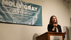 Molly Gray Kicks Off Campaign for Lieutenant Governor