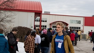 Live Updates: Sanders Rally in Essex Junction and Super Tuesday Results