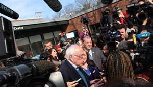 Spurned Bern? Sanders Underperforms at Home in Vermont