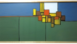 Art Review: 'Ray Brown: Tumbling Toward the End,' the Front