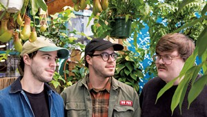 Indie Rockers Community Garden Embrace a Positive Outlook on New Album, 'Don't Sweat It'