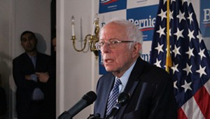After More Losses, Sanders to 'Assess' Campaign